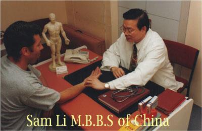 Sam Li M.B.B.S of China