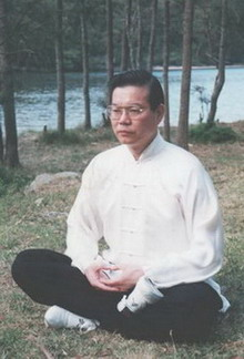 Master Sam Li - Sitting Qi Gong. *Builds Qi and calms the mind.